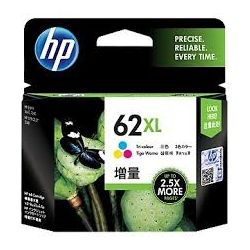 HP 62XL Tri-Colour Ink Cartridge