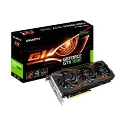 Gigabyte NVIDIA GeForce GTX 1080 G1 Gaming Video Graphics Card