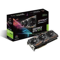 Asus NVIDIA GeForce Strix GTX 1070 8GB Gaming Video Graphics Card