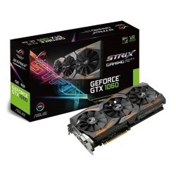 Asus NVIDIA GeForce Strix GTX 1060 6GB Video Graphics Card