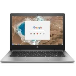 HP ChromeBook 13 G1 13.3 inch Notebook Laptop M5-6Y57 4GB RAM 32GB Flash WLAN BT Chrome OS 64bit 1yr Wty