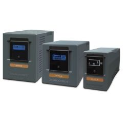 Socomec NETYS PE 1500VA Tower LCD UPS Line Interactive Quasi Sinewave 1500VA LCD Display Tower Only with USB comm's Port and Cable +