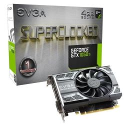 EVGA nVidia GeForce GTX 1050 Ti SC Gaming PCIe Video Graphics Card