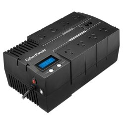 CyberPower BR850ELCD BRIC-LCD 850VA/510W Line Interactive UPS - 2yr Advanced Replacement