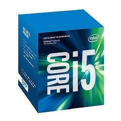 Intel Core i5-7500 - 3.8GHz CPU
