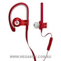 Beats Audio Powerbeats2 - Red