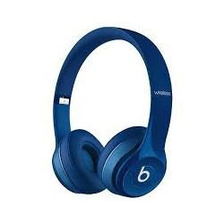 Beats Audio Solo2 Wireless Headphones - Blue Computer Components