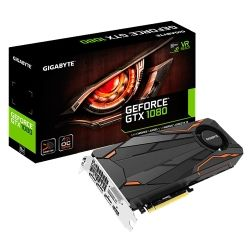 Gigabyte nVidia GeForce GTX 1080 8GB Video Graphics Card