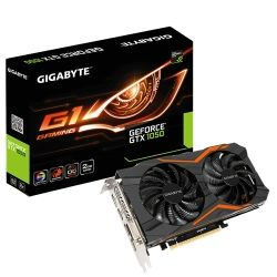 Gigabyte NVIDIA GeForce GTX 1050 2GB Gaming Video Graphics Card