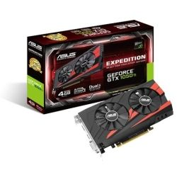 Asus NVIDIA GeForce GTX 1050 Ti 4GB Video Graphics Card - BONUS $20 Steam Card