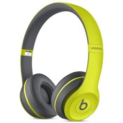 Beats Audio Solo2 Wireless Active - Shock Yellow