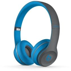 Beats Audio Solo2 Wireless Active - Flash Blue