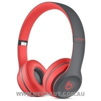 Beats Audio Solo2 Wireless Active - Siren Red