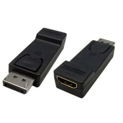 Astrotek DisplayPort DP to HDMI Adapter Converter Male to Female Gold Plated
