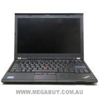 Lenovo X220 13 inch Notebook Laptop - i5-2540M 2.5Ghz, 4GB RAM, 160GB HDD, Win7 Pro, 6 Mth Wty (Refurbished)