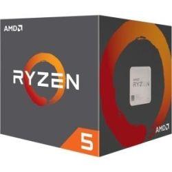 AMD Ryzen 5 1500X, 4 Core AM4 CPU, 3.7G 18MB 65W, 1yr Wty