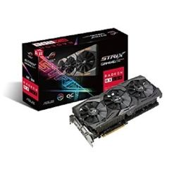 Asus Strix AMD Radeon RX 580 8GB Gaming PCIe Video Graphics Card