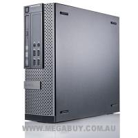 Dell Optiplex 9010 SFF Desktop PC i5-3470 3.20GHz 4GB RAM 500GB HDD DVD-RW Win10 Pro 12 Mth Wty (Refurbished)