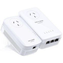 TP-Link AV1200 Wi-Fi Passthrough Range Extender Powerline