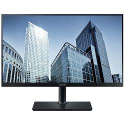 Samsung H850 27 inch WQHD LED Monitor - 2560x1440, 16:9, 4ms, HDMI, DisplayPort, Height Adjust, Tilt, VESA, 3yr Wty