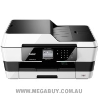 Brother MFC-J6520DW A3 Wireless Network Duplex Colour Inkjet MFC Printer (Factory Refurb) Computer Components