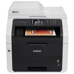 Brother MFC-9340CDW Wireless Network Duplex Colour Laser MFC Printer