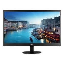 AOC E2070SWN 19.5 inch Widescreen LED Monitor - 1600x900, 16:9, VESA