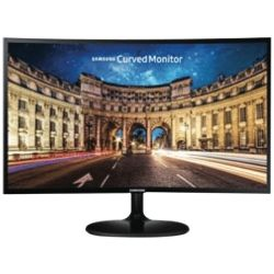 Samsung F390 27 inch Curve VA LED Monitor - 1920x1080, 16:9, 5ms, Speakers, VESA, 3yr Wty Computer Components