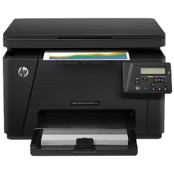 HP Colour LaserJet Pro MFP M176n Networking Colour Laser Multifunction Printer