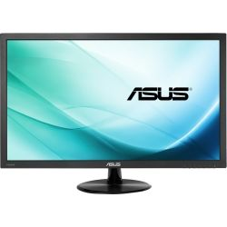 Asus VP247H 23.6 inch WLED Monitor 1920x1080 16:9 5ms 80M:1 TUV  HDMI/D-Sub Speakers 3yr Wty