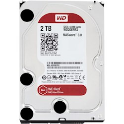 WD WD20EFRX Red 2TB SATA 3.5 NAS Hard Disk Drive HDD