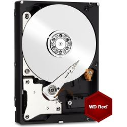 WD Red 3TB NAS Hard Disk Drive HDD - 3.5 inch, SATA, 5400rpm, 6Gb/s, 64MB