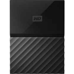 WD My Passport for Mac 2TB Portable External Hard Disk Drive HDD 2.5 inch USB3.0 Black