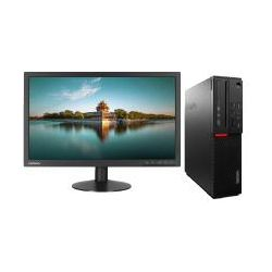 Lenovo ThinkCentre M700 SFF Desktop PC i5-6400 4GB RAM 500GB DVD Multi Intel HD Win7 Pro(64)+Down grade Win10 1yr Wty + Lenovo T2224D 21.5 inc
