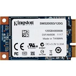 Kingston SMS200S3/120G 120GB mSATA 6Gbps SSD
