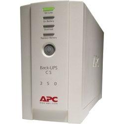 APC BK350EI Back-UPS CS 350VA with USB Compatibility