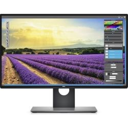 Dell U-Series 27 inch UHD IPS WLED Monitor - 3840x2160, 16:9, 8ms, HDMI, DP, USB, mDP Height Adjust, 3yr Wty Computer Components