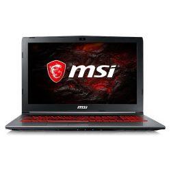 MSI Basic GV62 15.6 inch FHD Notebook Laptop i7-7700HQ 8GB RAM 128GB SSD + 1TB HDD GTX 1050 2GB