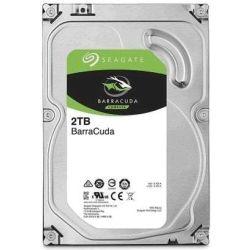 Seagate BarraCuda 2TB Hard Disk Drive HDD - 3.5 inch, SATA, 7200rpm, 2yr Wty