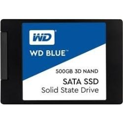 WD Blue 500GB, 2.5 Form Factor, SATA Interface, CSSD Platform, 3yr Wty