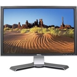 Dell 2009Wt 20-inch LCD Monitor - 1680x1050, 16:10, 5ms, 12 Mth Wty (Refurbished) Computer Components