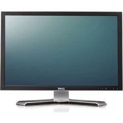 Dell 2408FPb 24 inch LCD Monitor - 1920x1200, 16:10, 12 Mth Wty (Refurbished) Computer Components