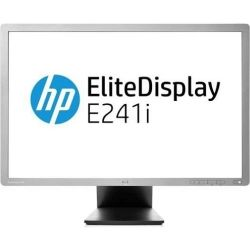 HP E241i 24 inch FHD-LED LCD Monitor - 1920x1200, 16:10, DVI, DP, VGA, 16:10, 12 Mth Wty (Refurbished) Computer Components