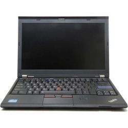 Lenovo ThinkPad X220 12 inch Notebook Laptop i5-2520M 2.50GHz 4GB RAM 500GB HDD Win7 Pro 12 Mth Wty (Refurbished)