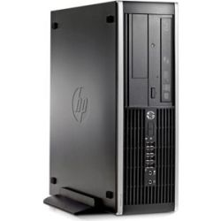 HP Compaq Elite 8300 SFF Desktop PC - i5-3470 3.2GHz, 8GB, 250GB HDD, Win 10 Pro, 12 Mth Wty (Refurbished) Computer Components