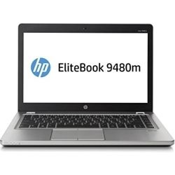 HP EliteBook Folio 9480m 14 inch Ultrabook Laptop - i5-4310U 2.0GHz, 8GB RAM, 256GB SSD, Win10 Pro, 12 Mth Wty (Refurbished) Computer Components