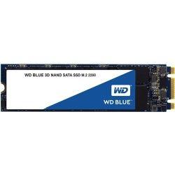 WD Blue, M.2 Form Factor, SATA Interface, 2TB, CSSD Platform, 3yr Wty