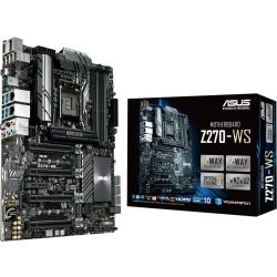 [Z270-WS] Asus Z270-WS LGA1151 ATX Motherboard - W/ DDR4