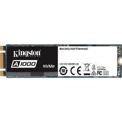 Kingston 480GB SSDNOW A1000 M.2 2280 NVMe