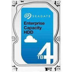 Seagate EXOS 4TB Hard Disk Drive HDD - 3.5 inch, SATA, 7200rpm, 6Gb/s, 512e, SED, Enterprise, 5yr Wty